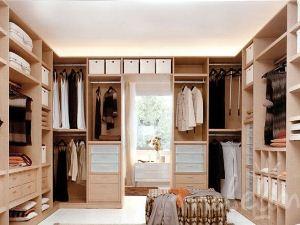 Устройство гардеробной